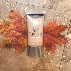 Clinique Even Better Refresh Foundation